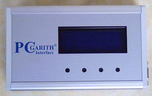 PC GARITH-Interface